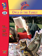 Owls in the Family Lit Link: Novel Study Guide