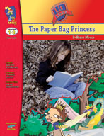 Paper Bag Princess Lit Link: Novel Study Guide