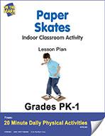 Paper Skates Lesson Plan (eLesson eBook)