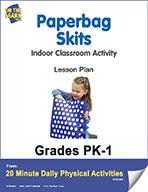 Paperbag Skits Lesson Plan (eLesson eBook)