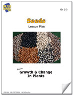 Parts of a Plant - Seeds Lesson Plan