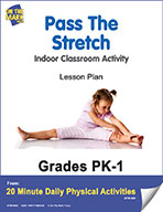 Pass The Stretch Lesson Plan (eLesson eBook)