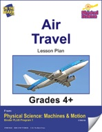 Physical Science - Air Travel e-lesson plan