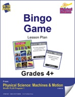 Physical Science - Bingo Game