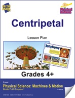 Physical Science - Centripetal e-lesson plan