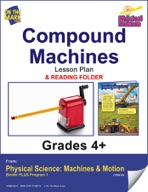 Physical Science - Compound Machines e-lesson plan & Reading Folder