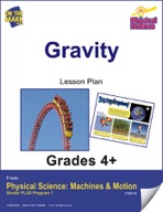Physical Science - Gravity e-lesson plan