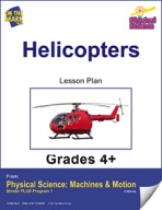 Physical Science - Helicopters e-lesson plan