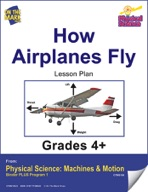 Physical Science - How Airplanes Fly e-lesson plan