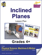 Physical Science - Inclined Planes e-lesson plan