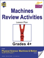 Physical Science - Machines - Review Activities