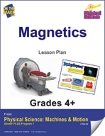 Physical Science - Magnetics e-lesson plan