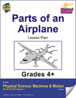 Physical Science - Parts of an Airplane e-lesson plan