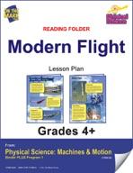 Physical Science - Reading Folder - Modern Flight