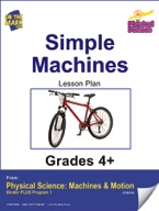 Physical Science - Simple Machines e-lesson plan
