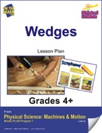 Physical Science - Wedges e-lesson plan