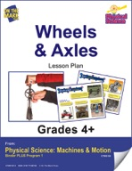Physical Science - Wheels & Axles e-lesson plan