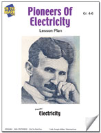 Pioneers of Electricity Lesson Plan