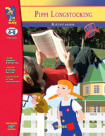 Pippi Longstocking Lit Link (Enhanced eBook)