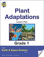 Plant Adaptations Gr. 1 (e-lesson plan)