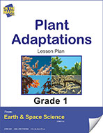 Plant Adaptations Gr. 1 (e-lesson plan)