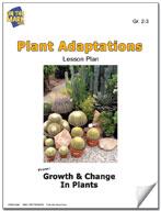 Plant Adaptations Lesson Plan
