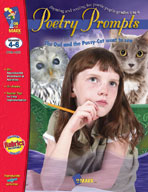 Poetry Prompts Gr. 4-6