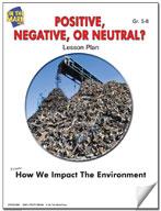 Positive, Negative, or Neutral?  Lesson Plan