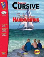 Practice Cursive - Modern Style (Enhanced eBook)