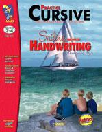 Practice Cursive - Traditional Style (Enhanced eBook)