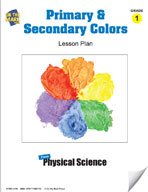 Primary And Secondary Colors Lesson Plan