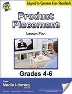 Product Placement Lesson Plan (eBook)