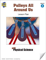 Pulleys All Around Us Lesson Plan