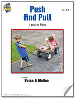 Push and Pull Lesson Plan