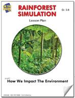 Rainforest Simulation Lesson Plan