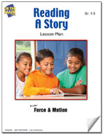 Reading a Story Lesson Plan