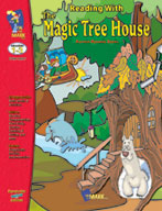 Reading with the Magic Treehouse