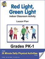 Red Light, Green Light Lesson Plan (eLesson eBook)