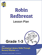 Robin Redbreast Lesson Plan