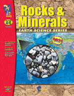 Rocks and Minerals Gr. 4-6