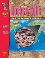 Rocks and Soils Gr. 2-3