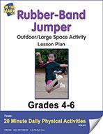 Rubber-Band Jumper Lesson Plan (eLesson eBook)