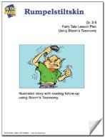 Rumpelstiltskin Fairy Tale Lesson Using Bloom's Taxonomy (