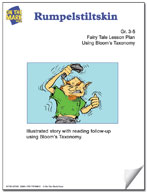 Rumpelstiltskin Fairy Tale Lesson Using Bloom's Taxonomy (Grades 3-5)
