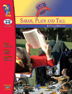 Sarah Plain and Tall Lit Link: Novel Study Guide