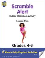 Scramble Alert Lesson Plan (eLesson eBook)