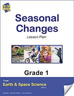 Seasonal Changes Gr. 1 (e-lesson plan)