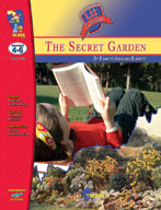 Secret Garden, The Lit Link Gr. 4-6: Novel Study Guide