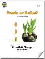 Seeds or Bulbs? Lesson Plan