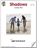 Shadows Lesson Plan